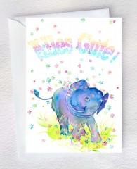Glückselefant