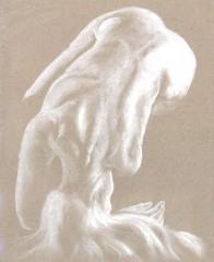 Sculpture - Giclée auf Fine Art Papier